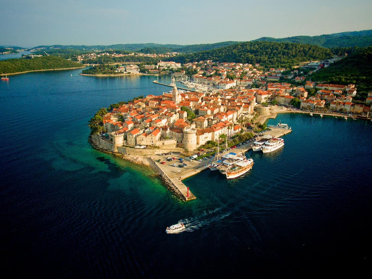 Korcula Town - 크로아티아
