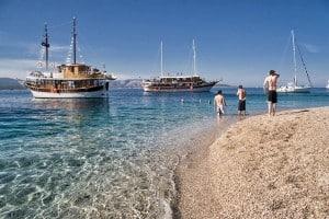 Playa Bol, Croacia