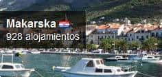 Alojamiento en Makarska
