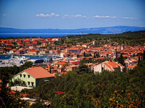 Isla Cres, Croacia