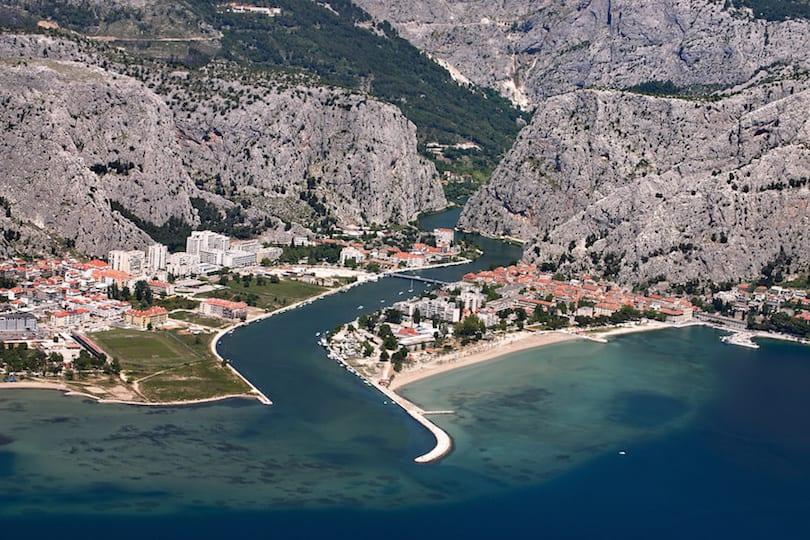 Playa Omiš