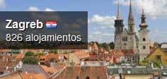 Alojamiento en Zagreb