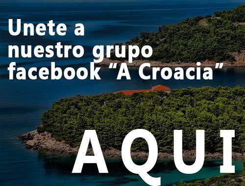 A Croacia facebook grupo