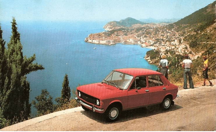 Alquiler de coche en Croacia