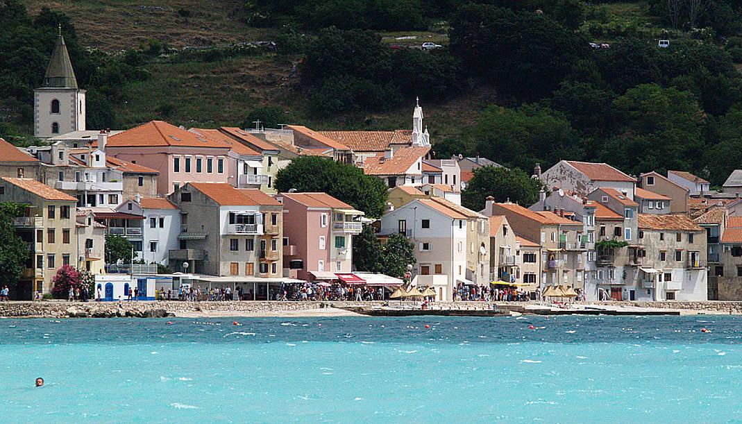 Baska, isla Krk