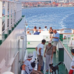 Ferry Split Hvar