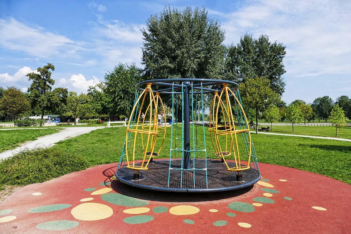 parque bundek