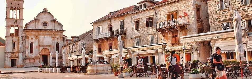 Itinerario o ruta por Croacia