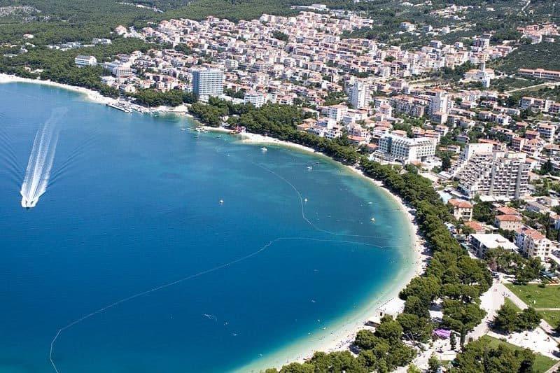 Playa de Makarska